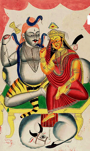Shivaparbati