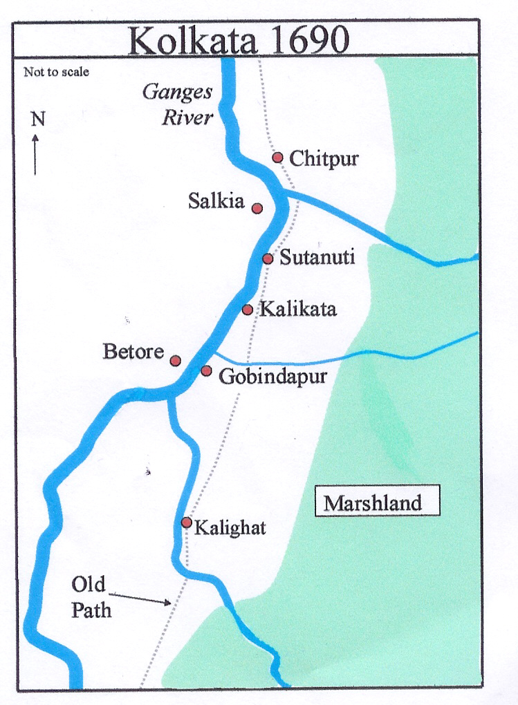 Kolkata_Map_1690